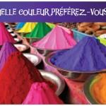 Psychologie des couleurs… ou comment vous habiller pour votre prise de parole en public?