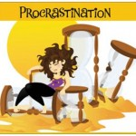 Faire ou ne pas faire, that is procrastination