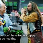 hippy healthy Woolworths ad