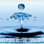 La recette la plus simple du monde pour detoxifier votre organisme